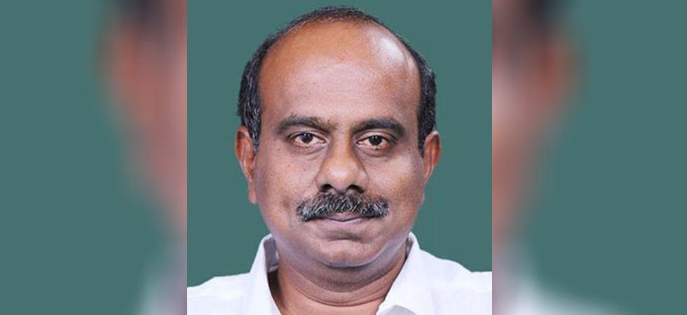 AINRC's R Radhakrishnan had defeated the Congress' candidate V Narayanasamy in 2014 Lok Sabha Elections. (File Photo)