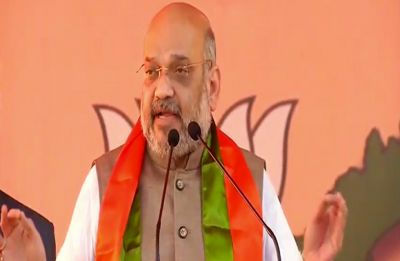 Amit Shah slams Congress for targeting PM Modi over Pulwama attack