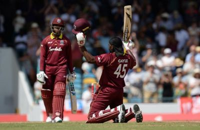 Chris Gayle shines on ODI comeback with brilliant ton against England