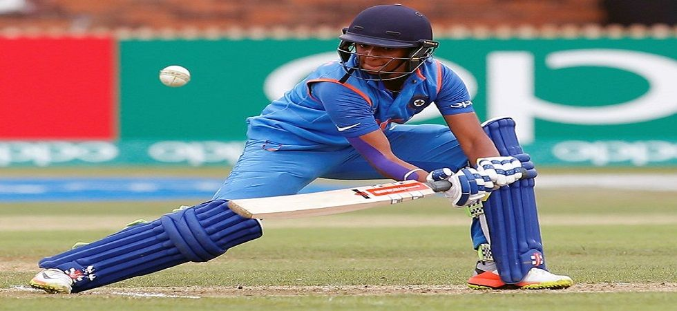 Harleen Deol will replace Harmanpreet for the ODIs (Image credit: Twitter)