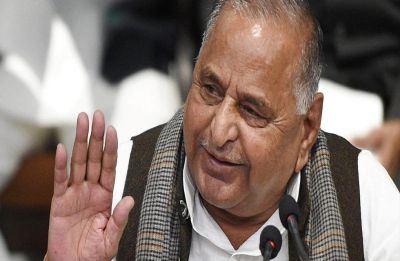 Mulayam Singh takes a dig at son Akhilesh Yadav, rejects SP-BSP 'Grand Alliance' in UP