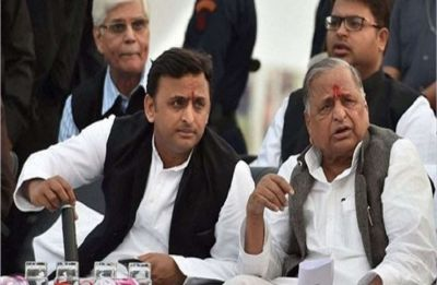 Mulayam Singh upset over SP, BSP seat-sharing pact in UP, says can change any decision taken by Akhilesh Yadav