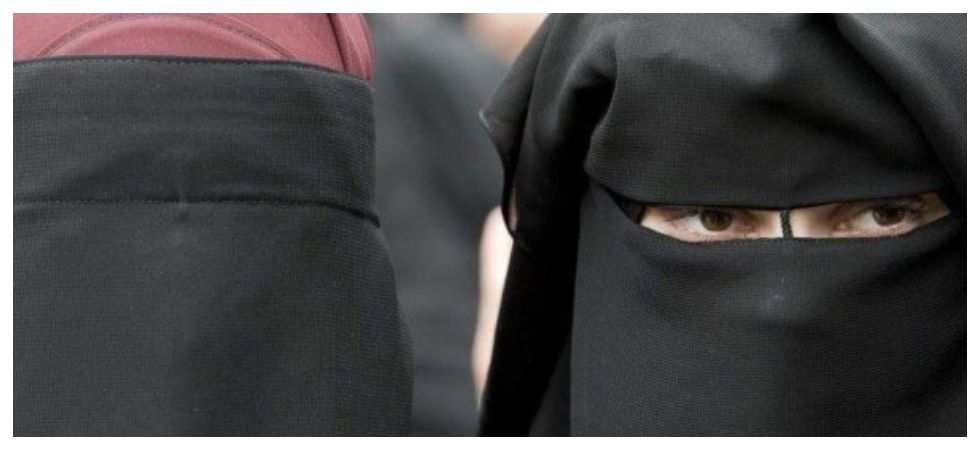 Chennai Student assaulted for wearing a burqa (Photo: Twitter)