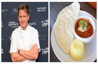 Gordon Ramsay's butter chicken at Heathrow Airport fails to impress netizens, gets hilariously trolled