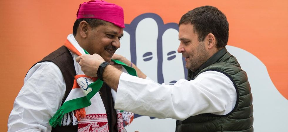 Kirti Azad was a three-time BJP MP from Darbhanga.