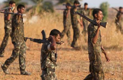 Encounter between CRPF, Maoists underway in Sukma, jawan injured