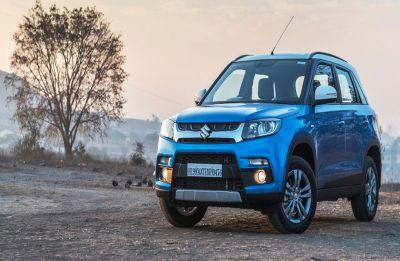 Maruti's compact SUV Vitara Brezza crosses 4 lakh sales milestone