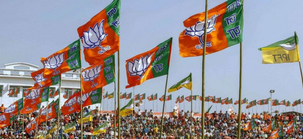Apna Dal's Anupriya Patel, SBSP'S Om Prakash Rajbhar accuse BJP of ignoring allies (File Photo)