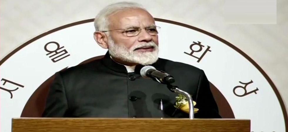 Prime Minister Narendra Modi Seoul visit: Day 2