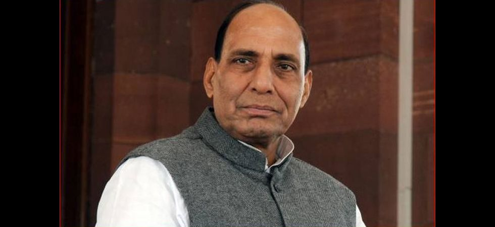 No cricket matches should be played with Pakistan: Rajnath Singh to private channel