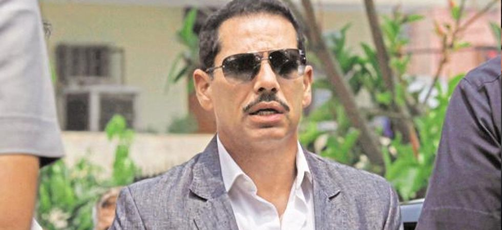 Robert Vadra reaches ED office