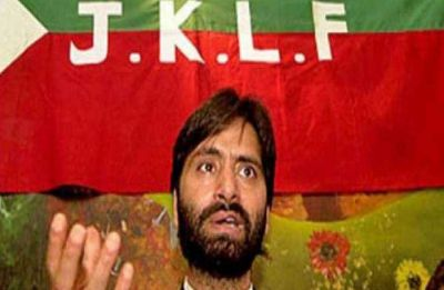Yasin Malik, JKLF chief, detained by police from his residence in Srinagar
