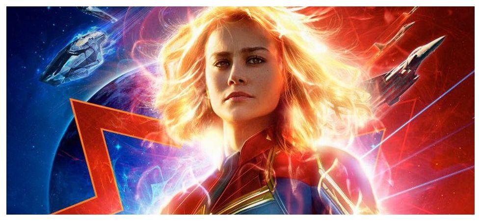 Captain Marvel' presale tickets beats DC's 'Wonder Woman', 'Aquaman'