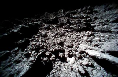 Japan's Hayabusa-2 successfully lands on asteroid Ryugu