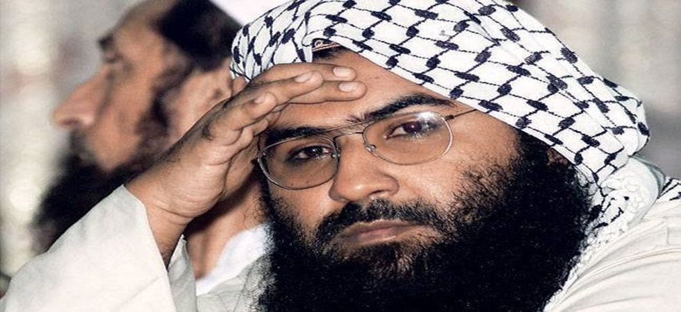 Jaish-e-Mohammed chief Masood Azhar
