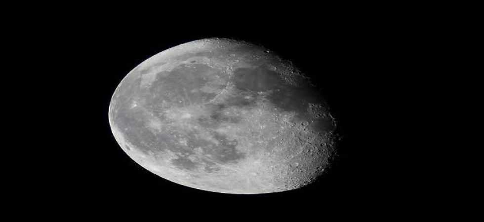 When a stream of charged particles known as the solar wind careens onto the Moon's surface at 450 kilometers per second, they enrich it in ingredients that could make water, according to research published in the journal JGR Planets. (File photo)