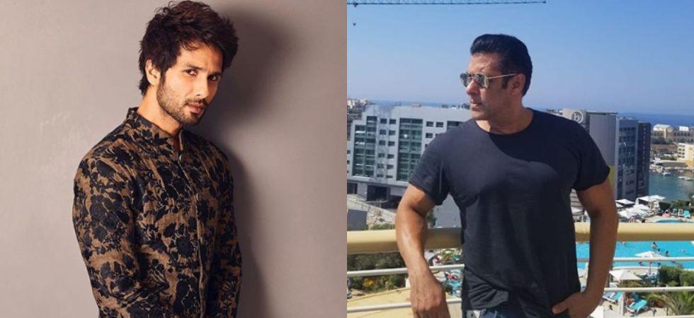 Salman Khan's Notebook and Shahid's Kabir Singh won't release in Pakistan./ Image: Instagram