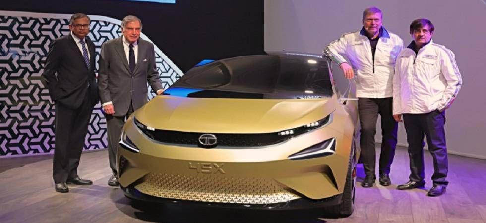 Tata 45X premium hatchback to debut at Geneva Motor Show 2019.