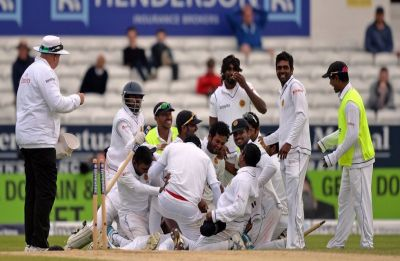 Sri Lanka registers a famous win; becomes first Asian team to win Test series in South Africa