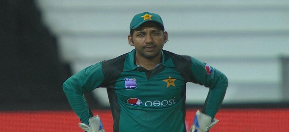 Pakistan captain Sarfaraz Ahmed insisted that sports should never be mixed with politics. (File Photo: Twitter)
