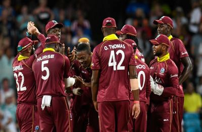 Shimron Hetmyer ton, Sheldon Cottrell fifer helps West Indies to win against England