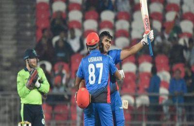 Afghanistan shatter records in Twenty20 International clash against Ireland