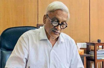 Goa Chief Minister Manohar Parrikar hospitalised, health condition stable: CMO
