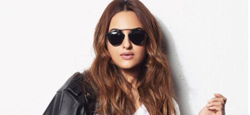 A case has been filed against Sonakshi Sinha./ Image: Instagram