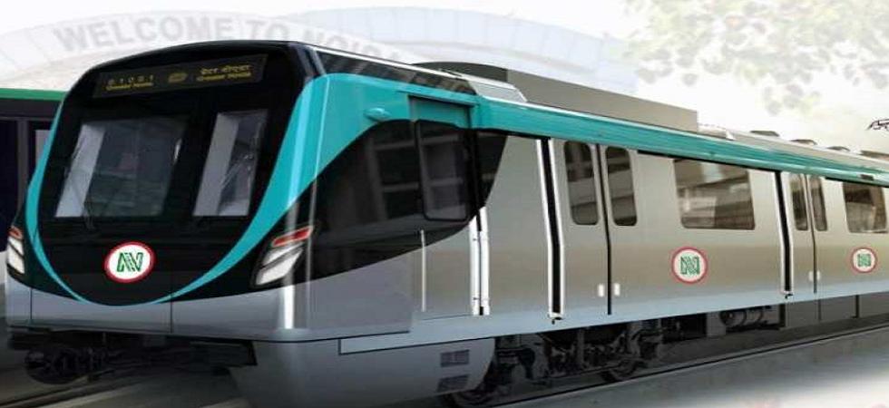 Aqua Line: Passengers stranded as snag hits service on Noida-Greater Noida Metro