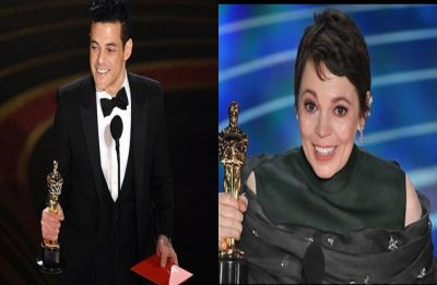 Rami Malek and Olivia Colman takes home Oscar for best actor and best actress