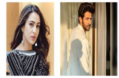 We cannot keep calm, Kareena Kapoor says Sara Ali Khan and Kartik Aaryan are doing a film together
