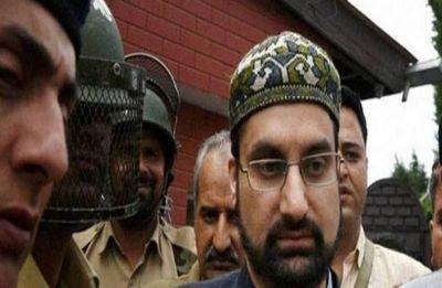 NIA raids separatists Mirwaiz Umar Farooq, Yasin Malik's Srinagar residences