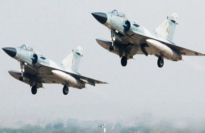 Indian Air Force puts all air defence systems on high alert after air strike across LoC