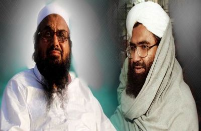 Jaish chief Masood Azhar meets Lashkar leader Hafiz Saeed after IAF's surgical strike: Sources
