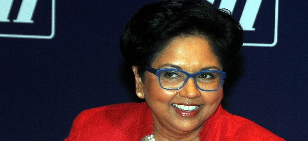 Indra Nooyi was elected to PepsiCo's board of directors and became its President and Chief Financial Officer in 2001. (File Photo: IANS)