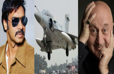 Surgical Strike 2.0: Bollywood rejoices Indian Air Force's befitting reply to Pakistan