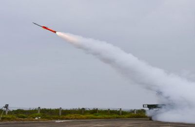 India successfully test fires 2 surface-to-air missiles off Odisha coast after IAF air strike