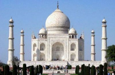 Taj Mahal gets additional security as India secures its skies from possible Pakistan attack