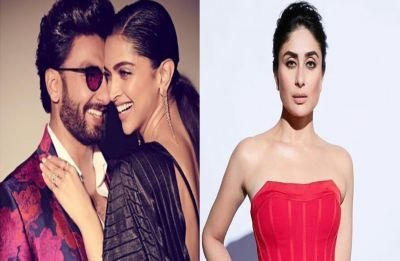 Kareena Kapoor gives a 'magical tip' to Ranveer Singh on how to become a top husband