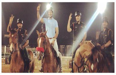 Randeep Hooda wins Silver at National Equestrian Championship