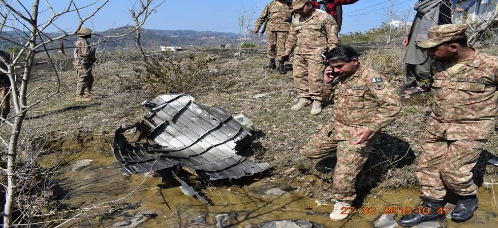WATCH | First picture of Pakistan Air Force's F-16 that was downed by IAF Mig 21: Report