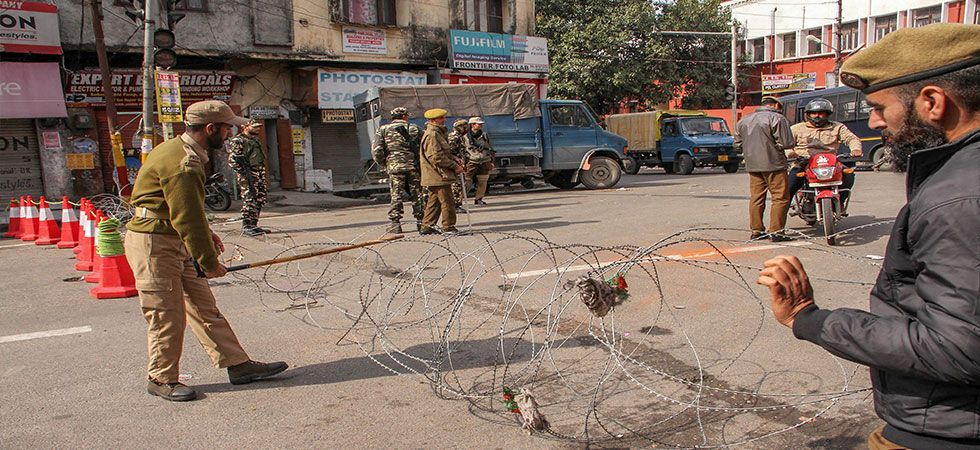 Earlier, the Jammu and Kashmir Police detained several leaders of Jamaat-e-Islami. (File Photo: PTI)