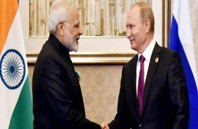 Russian President Vladimir Putin calls PM Modi, conveys solidarity in fight against terrorism