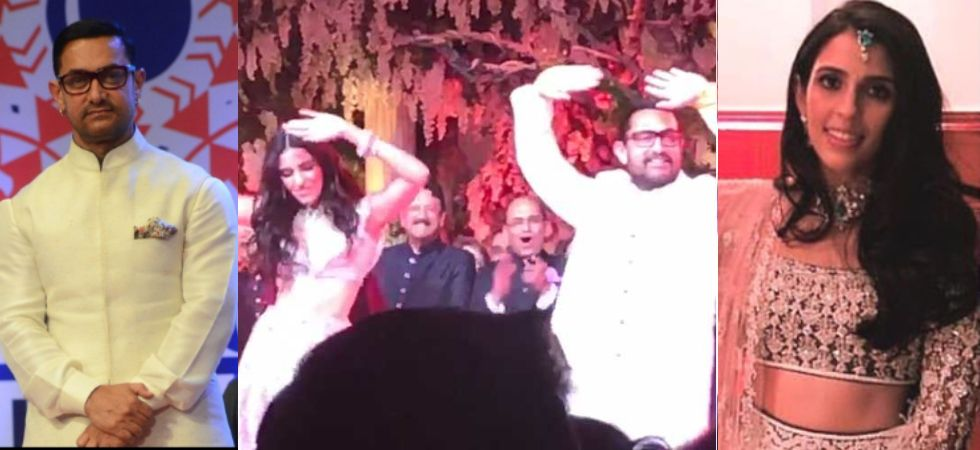 What happened when Aamir asked Ambani bride Shloka 'Ati kya khandala?' (Instagram)