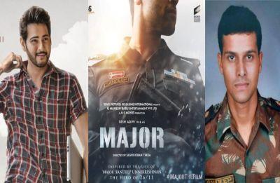 Mahesh Babu to produce a biopic on 26/11 martyr, Major Sandeep Unnikrishnan