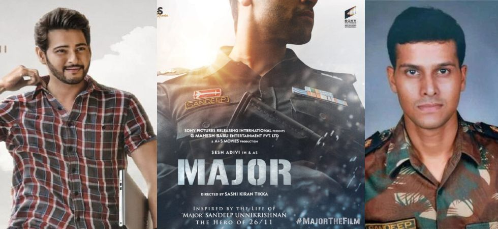 Mahesh Babu to produce a biopic on 26/11 martyr, Major Sandeep (Twitter)