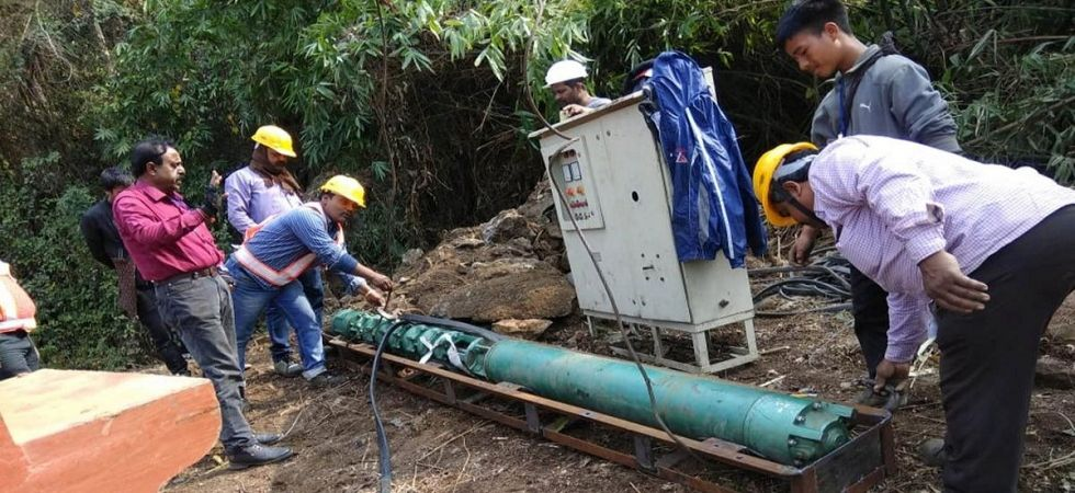 Indian Navy recovers another body from flooded Meghalaya mine (File Photo)