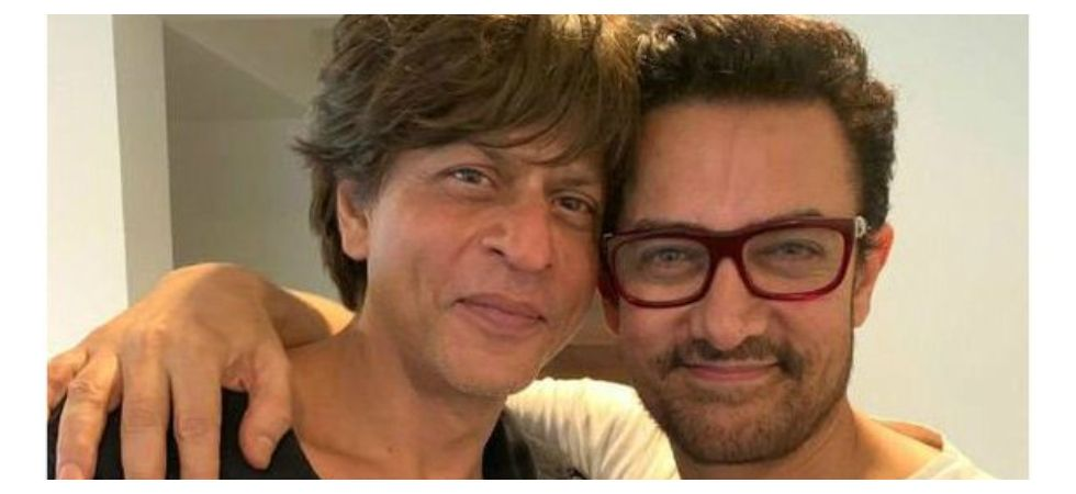 Aamir Khan narrate hilarious incident with SRK (Photo: Twitter)