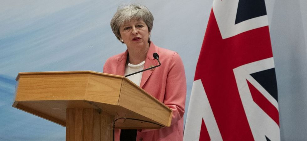 UK lawmakers vote to hold Prime Minister Theresa May to Brexit promises (File Photo)