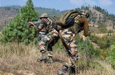 Pakistan violates ceasefire in Nowshera sector in Rajouri district, India retaliates